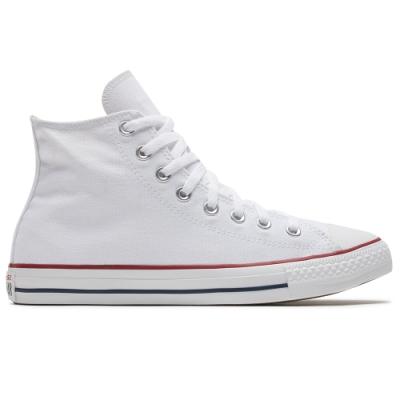 CONVERSE CT All Star HI 中 高筒休閒鞋 白 M7650C