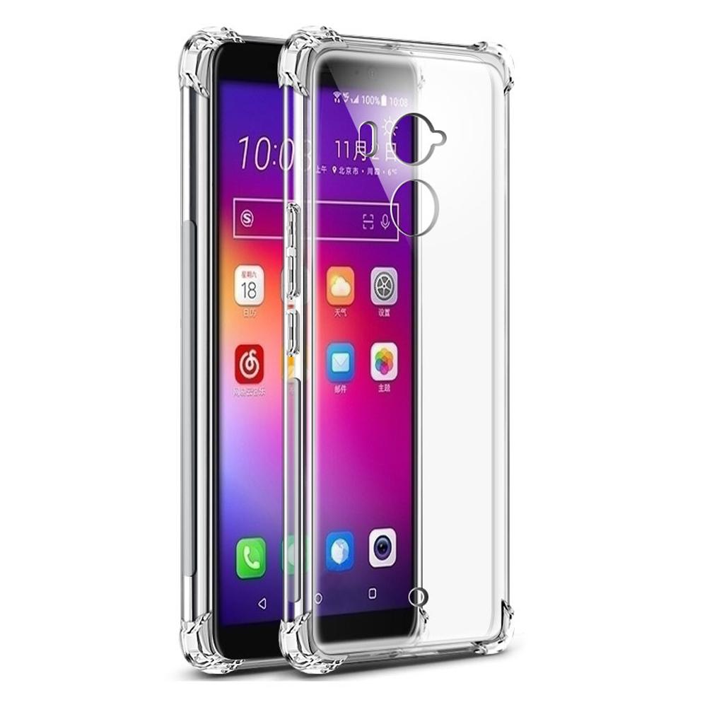 IN7 HTC U11+ (6吋) 氣囊防摔 透明TPU空壓殼 軟殼