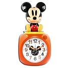 Disney 迪士尼 / 米奇 搖擺設計 音樂鬧鈴 貪睡功能 靜音機芯 兒童 座鐘 鬧鐘