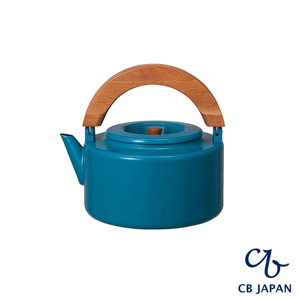 CB Japan 琺瑯平底水壺-4色