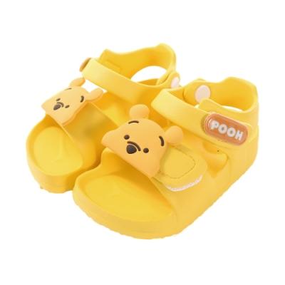 迪士尼小熊維尼正版極輕涼鞋 sk0895 魔法Baby