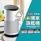威品嚴選 x esun 智慧型空氣清淨旗艦機CK+(強效淨化型/居家)