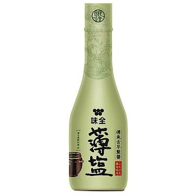 味全 薄鹽醬油(300ml)
