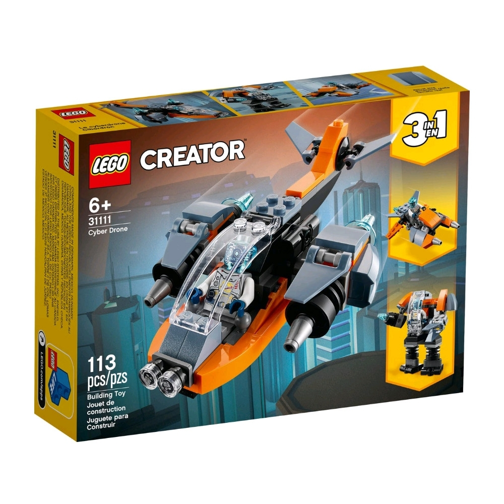 樂高LEGO 創意大師系列 - LT31111 電子無人機