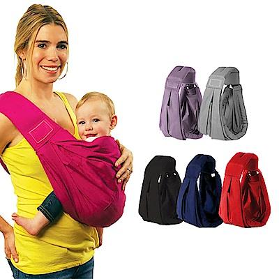 嬰兒背巾 純棉襁褓式育兒巾搖籃式背帶