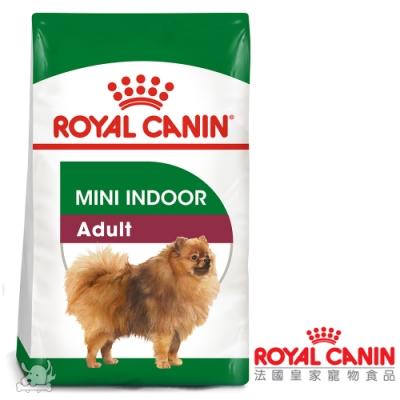 Royal Canin法國皇家 MNINA小型室內成犬飼料 3kg 2包組