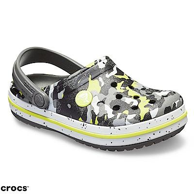 Crocs 卡駱馳 (童鞋) 卡駱班迷彩小克駱格 205301-0ED