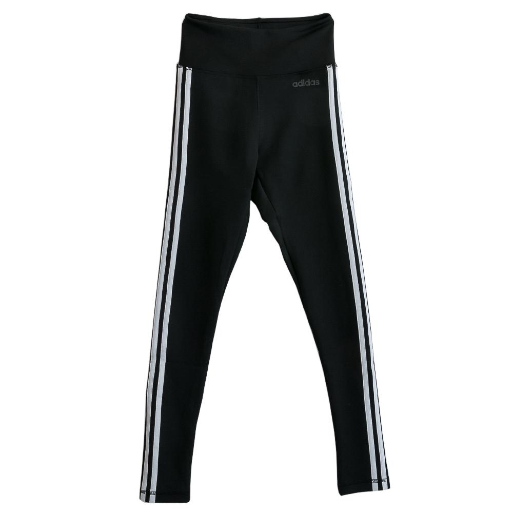 Adidas 愛迪達 W D2M 3S-緊身褲-女 @ Y!購物