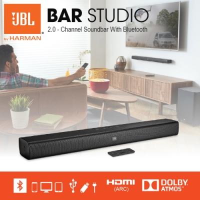 JBL BAR STUDIO 藍芽4.2杜比音效聲霸喇叭 (HDMI ARC)