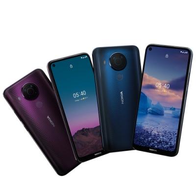 NOKIA 5.4 (6G/64G) 6.39吋智慧型手機