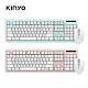 KINYO 2.4GHz無線鍵鼠組GKBM-883 product thumbnail 1
