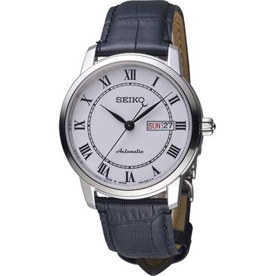 SEIKO  Presage 羅馬假期機械腕錶(SRP761J2)39mm