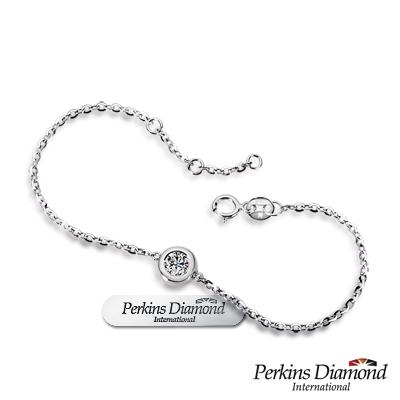 PERKINS 伯金仕 - GIA Minni系列 0.30克拉 F/SI2 鑽石手鍊