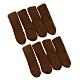 UdiLife 日式長筒椅腳套-加厚 8枚入×6組 product thumbnail 1