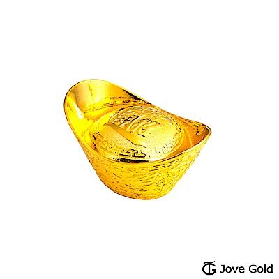 Jove gold 叁台錢黃金元寶x1-招財進寶
