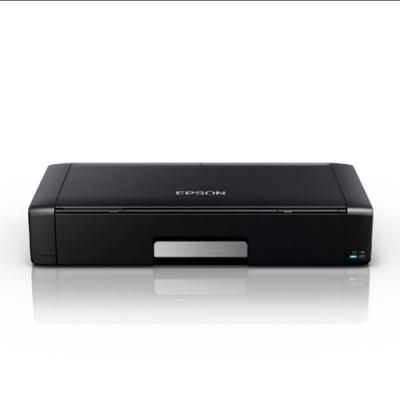 (加購超值組)EPSON WorkForce WF-100可攜型A4彩色噴墨行動印表機+墨水1黑1彩