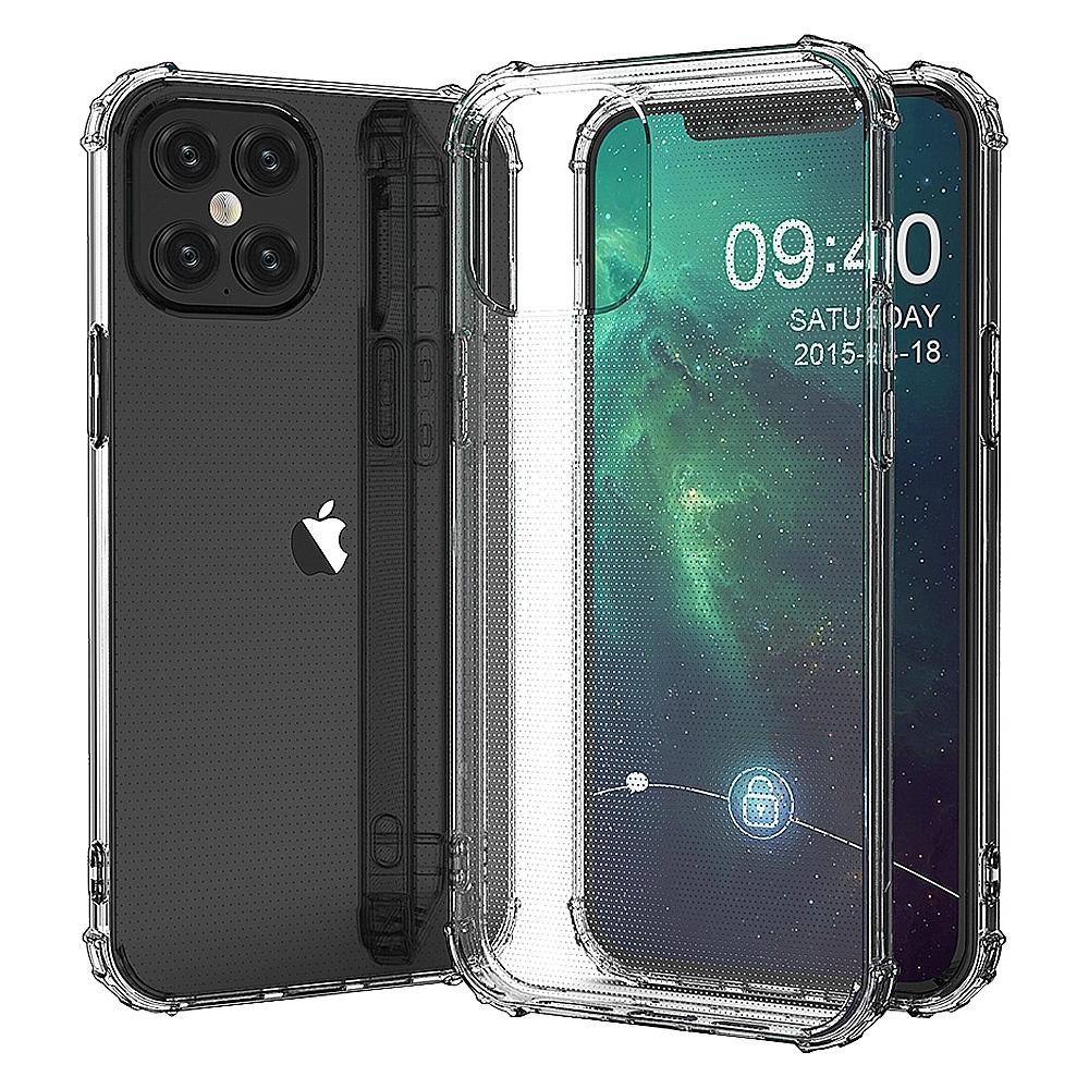 【Ayss】iPhone 12 Pro Max/6.7吋/2020手機殼/空壓殼/保護套/軍規級防摔保護/四角空壓吸震/氣囊防摔