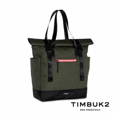 Timbuk2 Forge Tote 22L 13吋後背托特電腦包 - 軍綠色