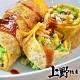 【上野物產】台灣營養素食全麥蛋餅皮(1800g±10%/30片/包)x5包 product thumbnail 2