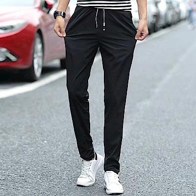 BuyGlasses 舒適彈性防潑水速乾長褲