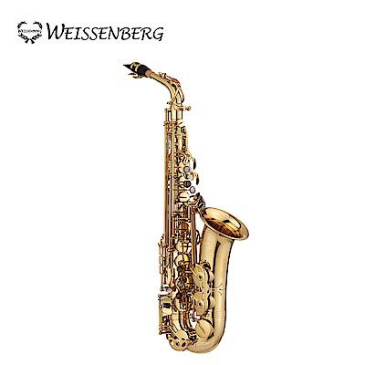 [無卡分期-12期] Weissenberg A-600GL Alto 中音薩克斯風
