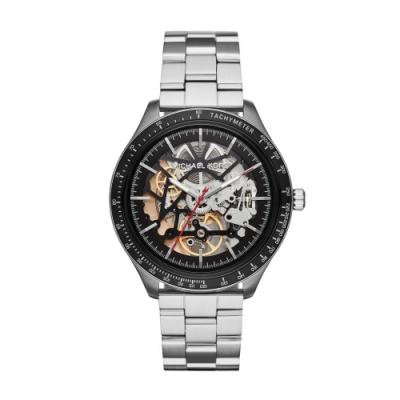 MICHAEL KORS經典個性鏤空機械腕錶MK9037