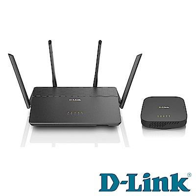 D-Link COVR-3902 AC3900 Covr全覆蓋家用Wi-Fi系統(聯強貨)