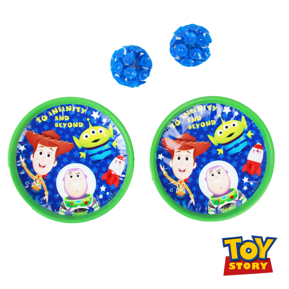 《凡太奇》Toys Story玩具總動員互動接球組 HJY007-速