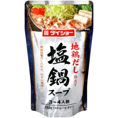 第一 大將地雞火鍋湯底[鹽味](750g)