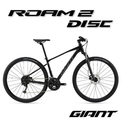 Giant ROAM 2 DISC 都會運動健身自行車-2022年式