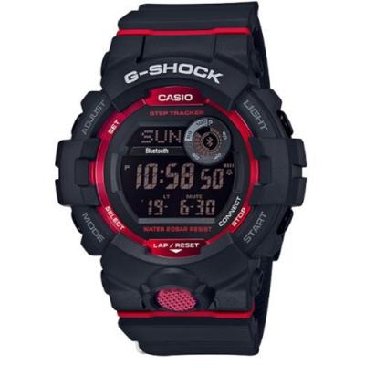 時時樂限定-G-SHOCK 百搭玩色風格運動計步藍芽錶(多款顏色任選)