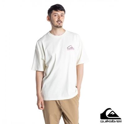 【QUIKSILVER】YARD ROCK ST T恤 白色