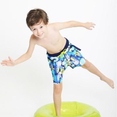 澳洲Sunseeker泳裝抗UV防曬海灘褲泳褲-大男童-4192013SUE