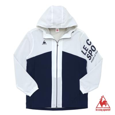 法國公雞牌防風外套 LJK6162090-男-白