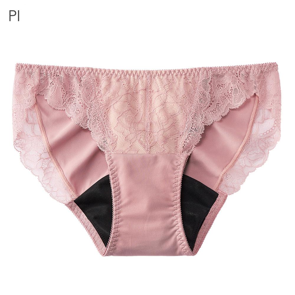 aimerfeel 單品內褲 蕾絲生理褲  單品內褲 -170729-PI