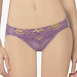 曼黛瑪璉 包覆提托經典 低腰三角內褲(薰衣紫)