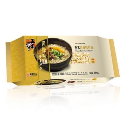 五木  肉燥味拉麵(321g/包)