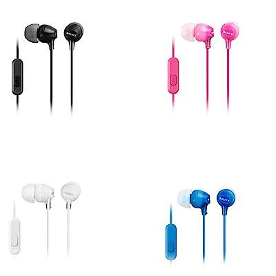 【平行輸入】SONY 智慧型手機專用耳機 MDR-EX15AP