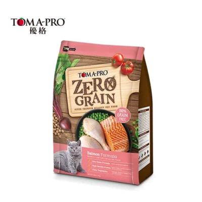 TOMA-PRO優格 零穀全齡貓敏感配方(鮭魚)2.5lb
