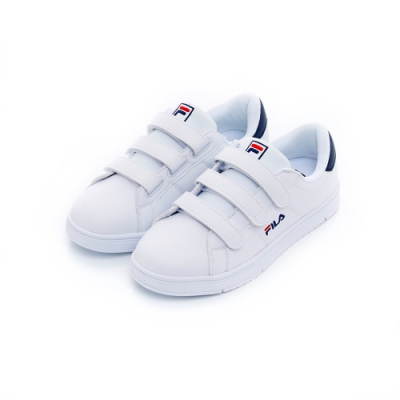 FILA CourtDeluxe 中性運動鞋-丈青 4-C118V-100
