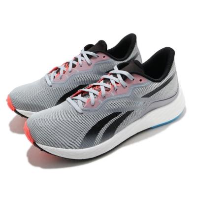 Reebok 慢跑鞋 Floatride Energy 男鞋 輕量 透氣 舒適 避震 路跑 健身 灰 黑 FY8250