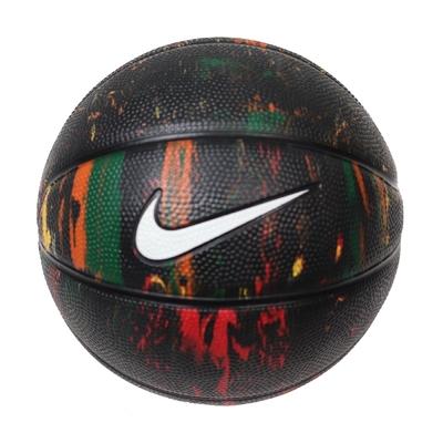 Nike 籃球 Revival Skill No.3 3號球 室內外場地 耐磨 抓地 黑 彩 N100285997-303