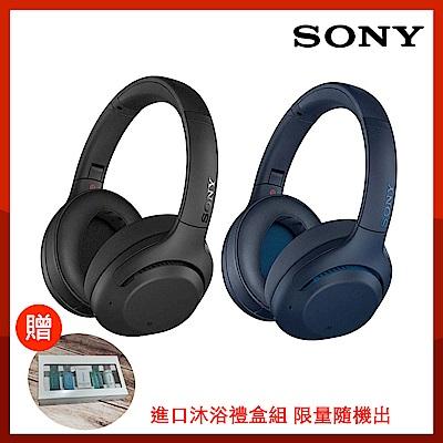 SONY 重低音降噪藍牙耳罩式耳機 WH-XB900N