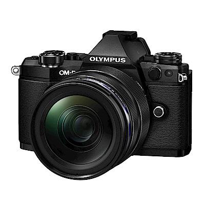 OLYMPUS E-M5 Mark II + 12-40mm 變焦鏡組(公司貨)