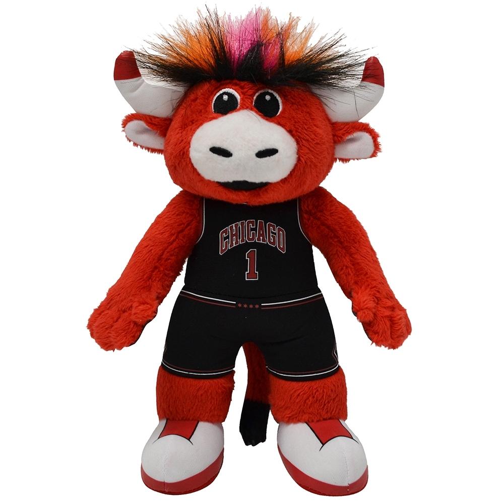 NBA 吉祥物娃娃 公牛隊