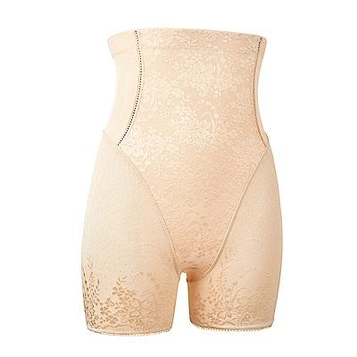 黛安芬-美型美體衣系列高腰束褲M-EL嫩膚