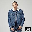 Lee 毛尼牛仔外套-淺藍色洗水