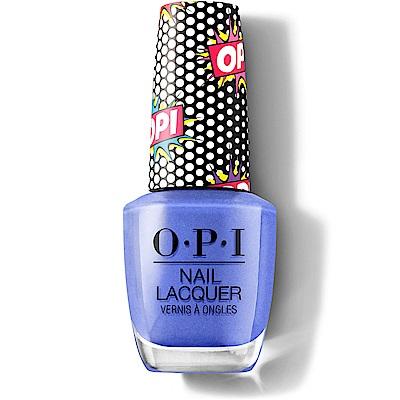 OPI 彩虹氣泡酒 紫羅蘭三重奏 指甲油 NLP52