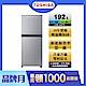 TOSHIBA東芝 192L 1級變頻2門電冰箱 GR-A25TS product thumbnail 1