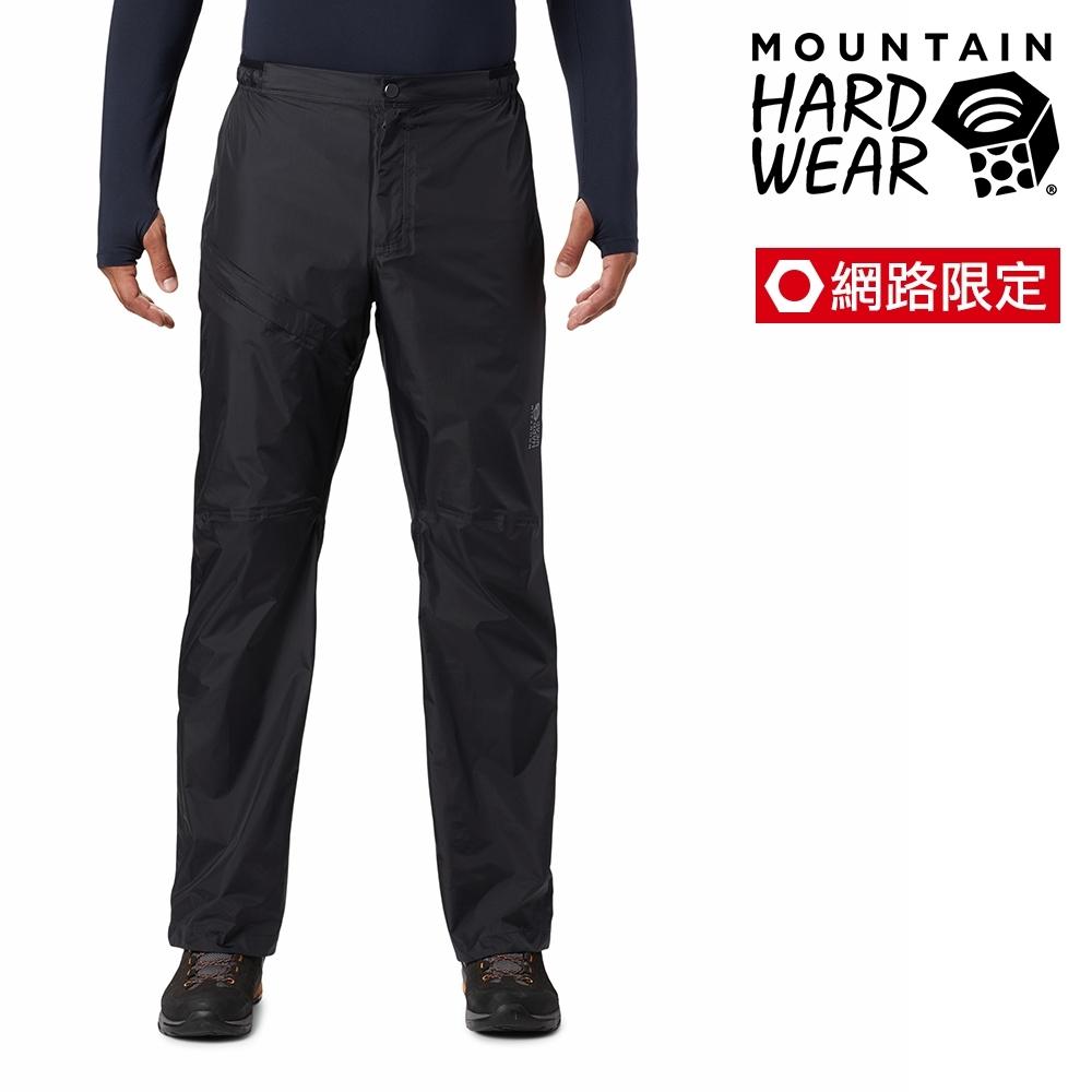 【美國 Mountain Hardwear】【網路限定款】Acadia Pant 輕量防水長褲 女款 寂謐黑 #1876161